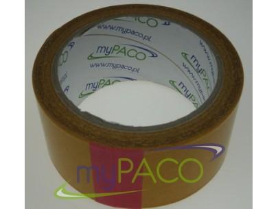 myPACO Taśma dwustronnie klejąca 48x10m  CNC  MPC_24sztuki