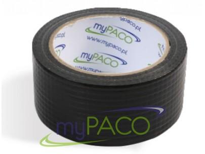 myPACO Taśma DUCT BLACK 48/25m MPT025B_24sztuki