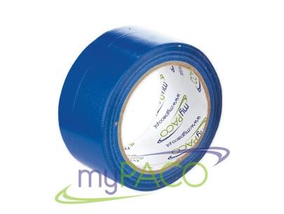 myPACO  Taśma DUCT BLUE 48/25m    MPT25BLU