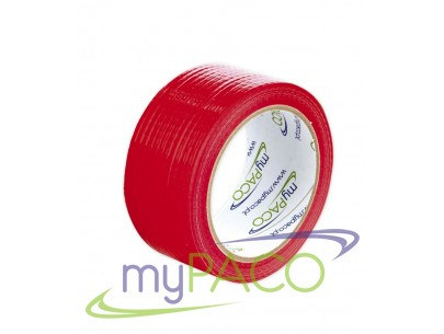 myPACO  Taśma DUCT RED  48/25m   MPT25R